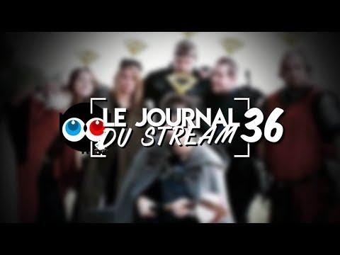 Le Journal du Stream #36 -  La série Noob explose le million