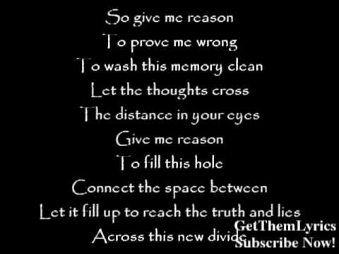 Linkin Park - New Divide (Lyrics) - GetThemLyrics