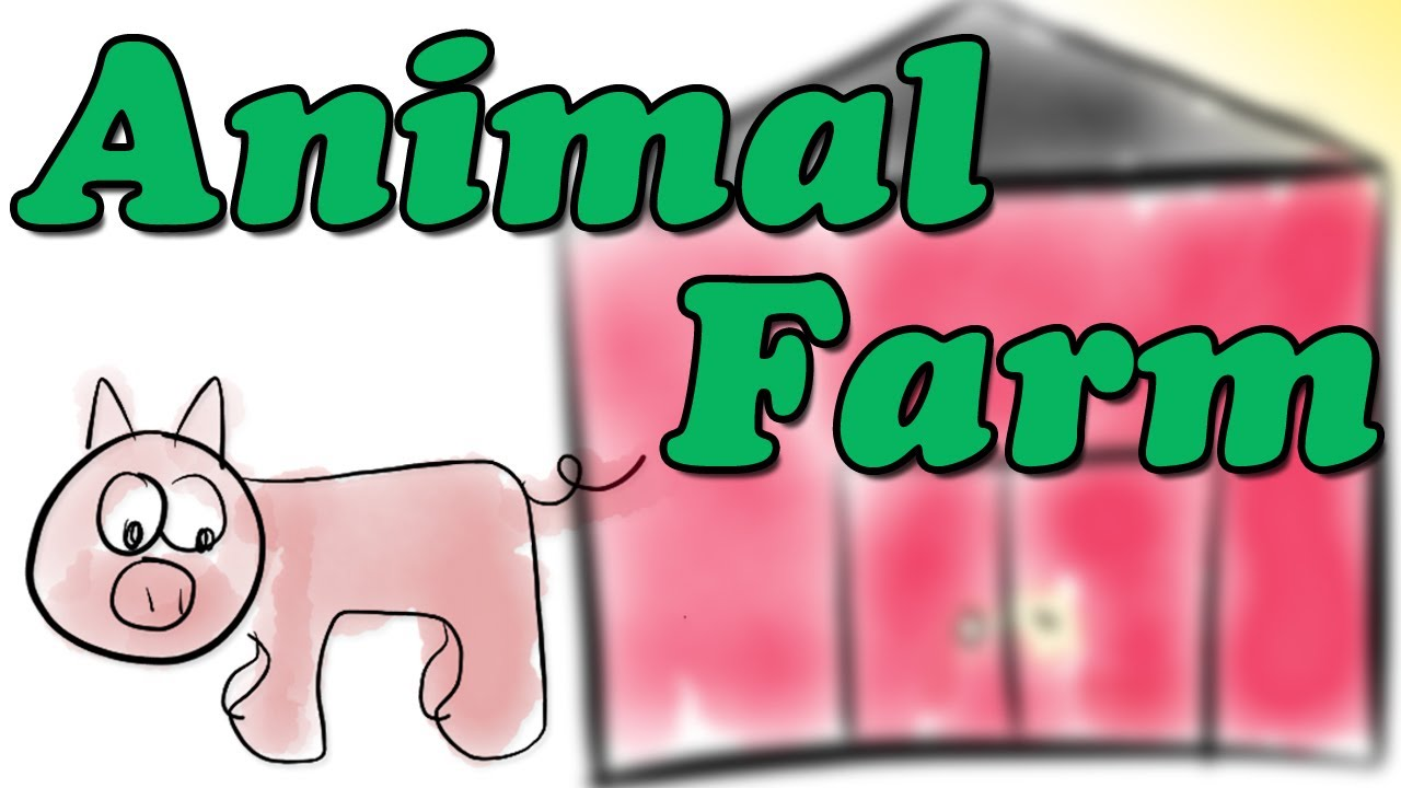 animal farm plot summary pdf