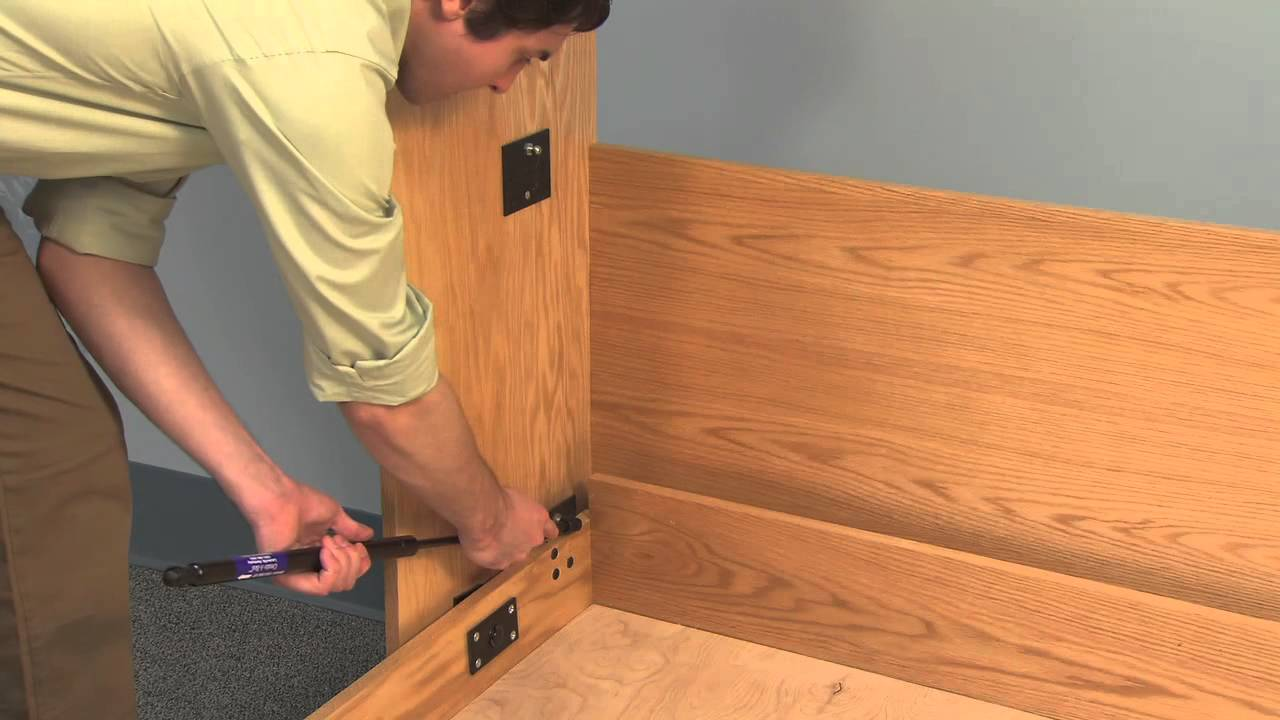 Create A Bed 174 Deluxe Murphy Bed Mechanism With Tube Legs