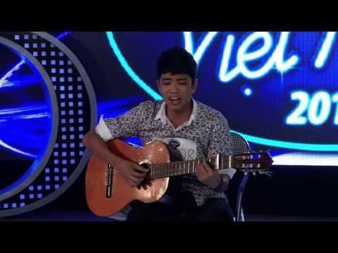 Vietnam Idol 2013 - Vòng thử giọng miền Bắc - Đông - Phạm Hồng Quyết