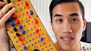 This synthesizer is absolutely stunning   Andrew Huang