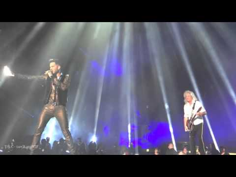Queen + Adam Lambert - Who Wants to Live Forever - Los Angeles, CA - Forum