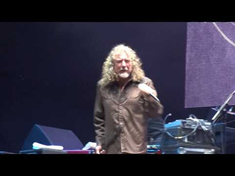 Robert Plant - Black Dog - Colours of Ostrava 2014