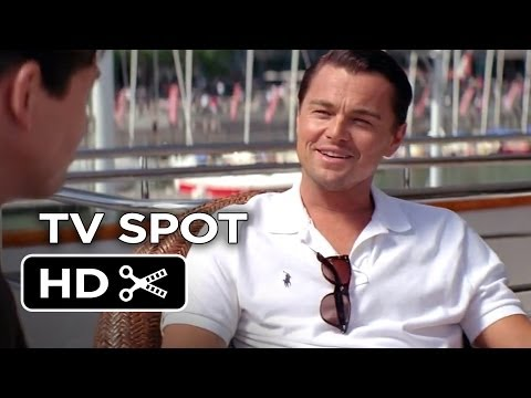 The Wolf of Wall Street TV SPOT - Big Dreams (2013) - Leonardo DiCaprio Movie HD