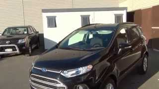Ford Ecosport Trend2014