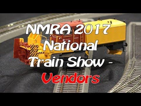 NMRA 2017 National Train Show - Vendors
