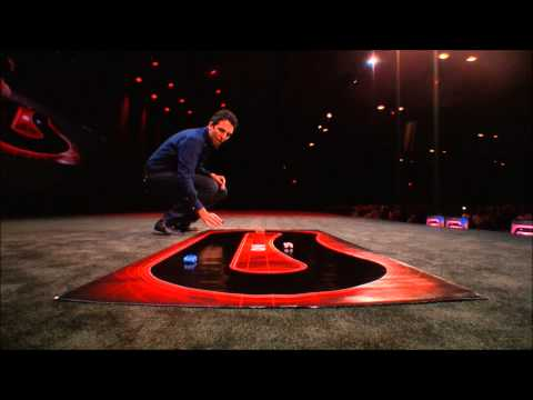 Apple WWDC 2013 Keynote - Anki Drive (cars) [Full HD]