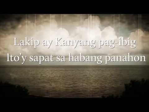Unos | Lyric Video | A Benefit for Typhoon Haiyan Aid Operations