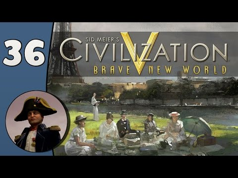 Civilization V Daily #2: France - Part 36