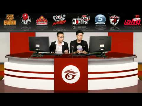 [GPL 2013 Mùa Hè] [Tuần 13] Saigon Jokers vs  Azubu Taipei Assassins [09.08.2013]