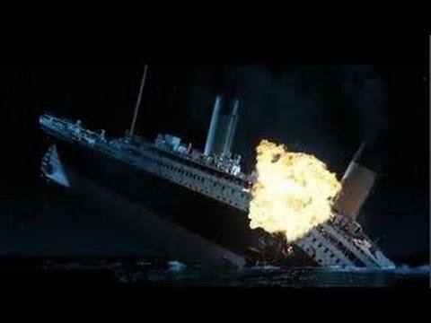 Titanic Broke In Half Youtube