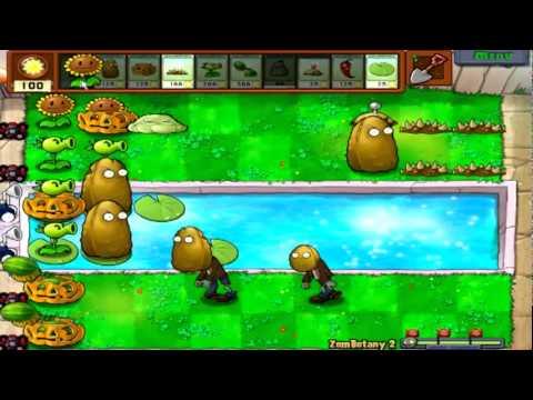 Plants Vs. Zombies Part 24: Zombotany 2 And Boring Bowling