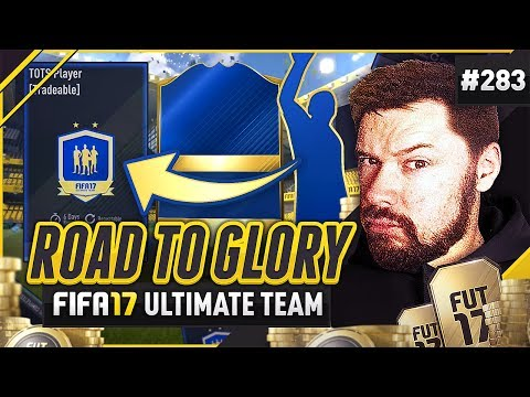 GUARANTEED TOTS SBCs ARE HERE! - #FIFA17 Road to Glory! #283 Ultimate Team