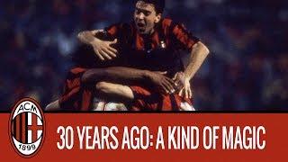 #OnThisDay | AC Milan 5-0 Real Madrid - 1988/89 European Cup Semi-final Second leg