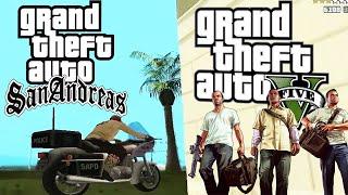 Como Instalar Pack De Mod Do GTA V No GTA San Andreas
