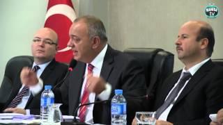 Cengiz Ergün Manisa Belediyesi'nin Borcunu açıkladı