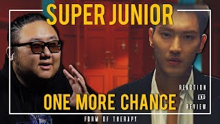 "Producer Reacts to Super Junior ""One More Chance"""