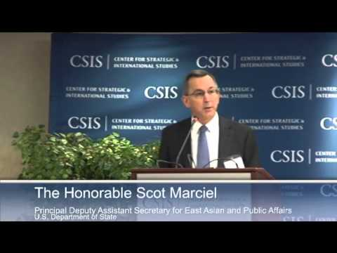 The Asian Architecture Conference @ CSIS: Keynote Remarks
