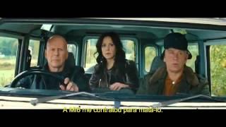Red 2: Aposentados E Ainda Mais Perigosos Trailer Oficial