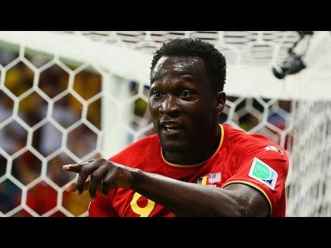 Belgium Vs USA 2-1 Match Highlights & Goals Romelu lukaku Shines!! Fifa World Cup 2014