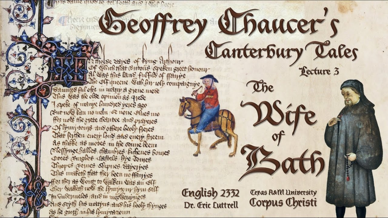 irony in the wife of bath s tale A brief explanation of the wife of bath's tale the canterbury tales by geoffrey chaucer   the wife of bath's prologue and tale summary & analysis - продолжительность: 3:04 course hero 7 509 просмотров.