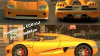 Les Plus Belle Voiture De GTA IV