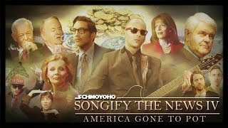 America Gone to Pot: Songify the News