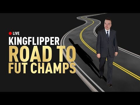 Road To FUT Champions Again Live - Lets Win This Time - Fifa 18