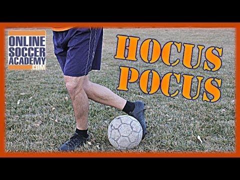 Soccer Tricks - How to do the Hocus Pocus,