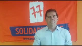 Paulinho da Força visita o município de Bálsamo