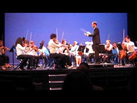 Great Woods Chamber Orchestra Wheaton College MA Concert- Mendelssohn Scherzo