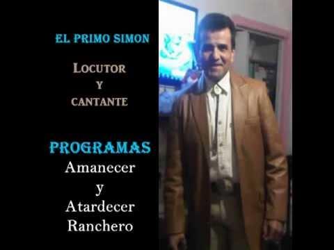 El Primo Simon canta: La Noche Perfecta / Visita: www.stereoboston.com ahora con variedad Musical