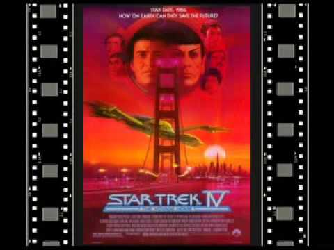 Star Trek IV: The Voyage Home - Water Trailer and iPhone 4 and iPhone 5 Case