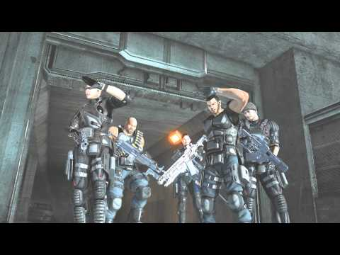 Binary Domain: Official - Gameplay [HD]