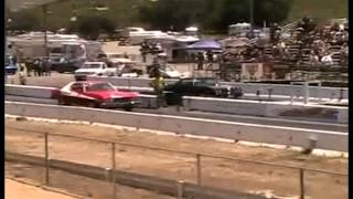 Smokey & The Bandit Trans Am Drag Racing Barona Drag Strip