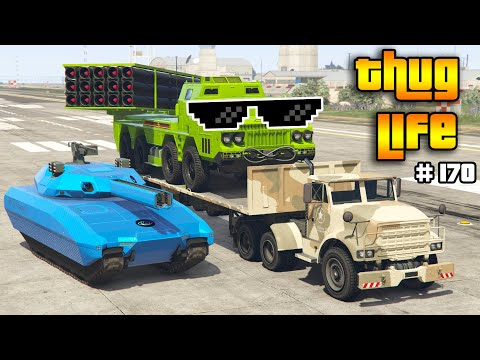 GTA 5 THUG LIFE AND FUNNY MOMENTS (Wins, Stunts and Fails #170)