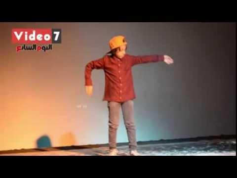 أحمد جمباز أصغر متسابق يرقص الــ«hip hop» فى مسابقة «you can dance»