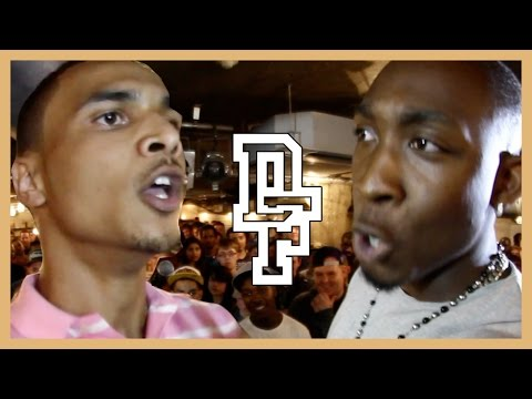 DON'T FLOP - Rap Battle - Dialect Vs Impact