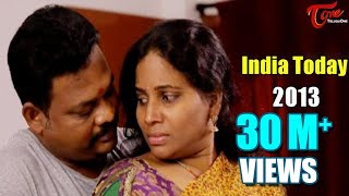 India Today 2013 Telugu Short Film By S. Senthil
