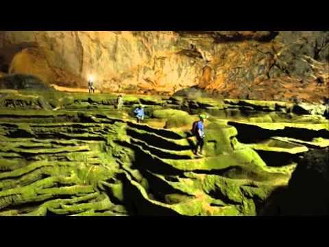 World largest cave discovered in Vietnam - Hang động lớn nhất Việt Nam