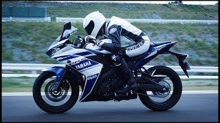 2014 Yamaha R-25 Tanıtım Videosu