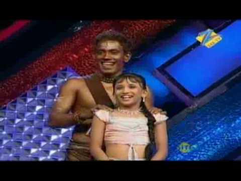 Vaishnavi and Dharmesh Perform On Albela Sajan