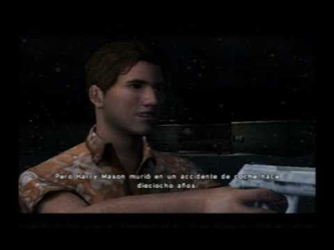 Final Silent Hill Shattered Memories(PS2)(Por Mi)