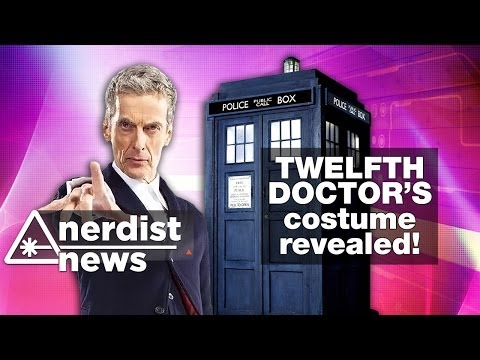 DOCTOR WHO: Peter Capaldi's Costume Revealed! - Nerdist News