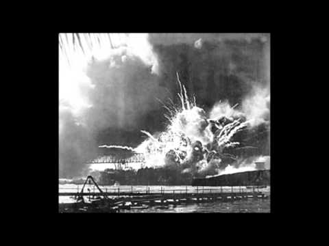 World War 2 Bombing Raid Sound Effects (Cinesound)
