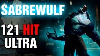 SABREWULF: 121 Hit Double Ultra - Killer Instict