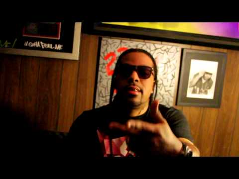 Lil' Flip Feds Watching Freestyle part 1