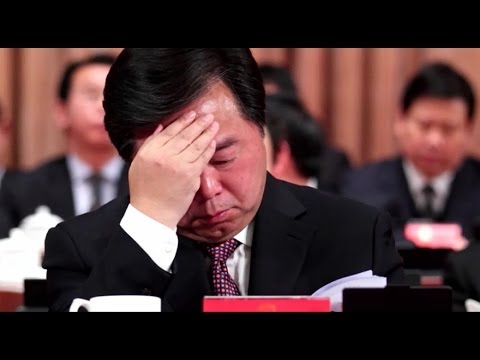 China's Nanjing Mayor under investigation for corruption