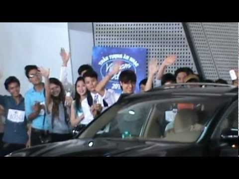 GK Mỹ Tâm - Vòng sơ tuyển Vietnam Idol tại Đà Nẵng